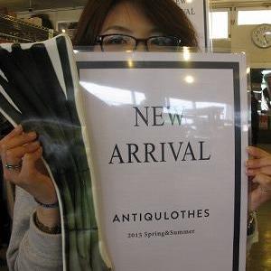 ANTIQULOTHES紹介パート➁