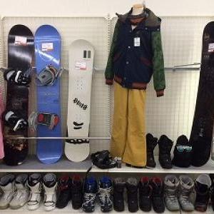 スノーボード買取強化☆ミ