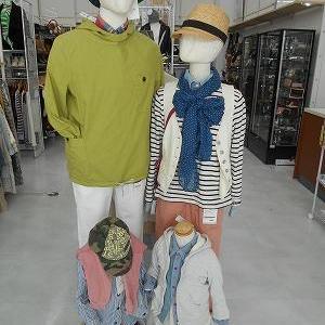 ★春物衣料強化買取中★