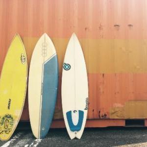サーフボード大量入荷!!