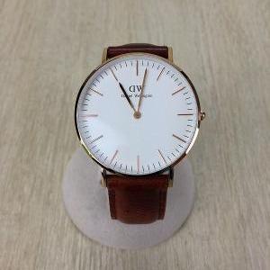 Daniel Wellington ダニエルウェリントン腕時計 新着商品紹介
