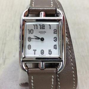 HERMES ケープコッド レディース腕時計