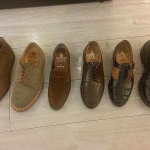 大人の革靴特集。