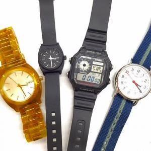 カジュアル腕時計★新入荷情報