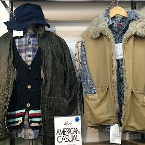 ☆メンズ アメカジアイテム入荷☆