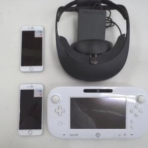 iPhone6s,Wii Uなど新入荷情報!