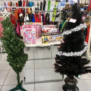 街角にはクリスマス・トゥリー