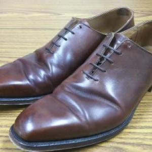 オススメの革靴達
