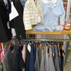 春物衣料服飾と家電製品買取強化中