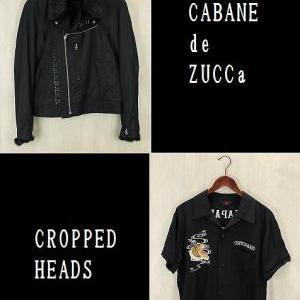CABANE de ZUCCa/CROPPED HEADS