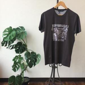 【men's】ドルガバのコットンTシャツ