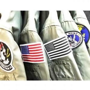 様々なフライトジャケット
