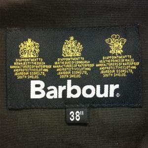 Barbour買取させていただきました!