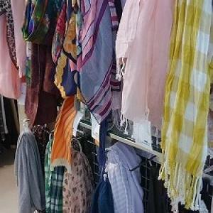 夏物服飾品ございます!
