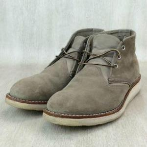 RED WING×Nigel Cabourn BUTTERO Clarks
