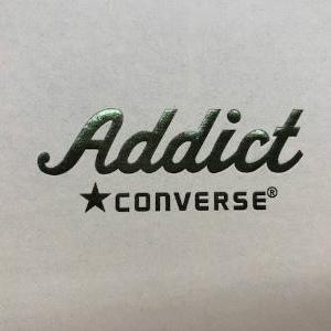 ◆CONVERSE ADDICT◆