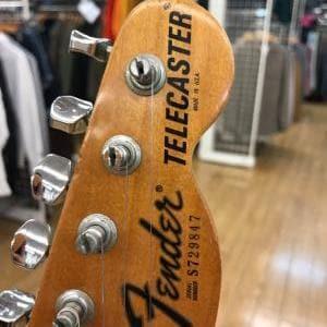 Fenderと買取UP!