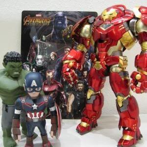 Avengers Assemble!!