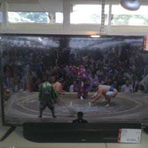4kテレビ入荷!