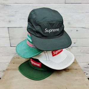 Supreme Box Logo Camp Cap