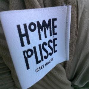 ISSEY MIYAKE HOMME PLISSE