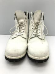 TIMBERLAND Icon Premium Boot/A1GUY/ブーツ/US9.5/WHT