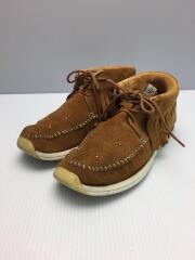 ブーツ/--/CML/スウェード/モカシンブーツ/サイズ不明