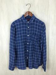 ネルシャツ/0/コットン/IDG/チェック