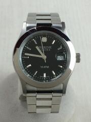 637989c464 HANOWA/6-5023/クォーツ腕時計/アナログ/BLK/SLV. ¥5,292. SWISS MILITARY WATCH