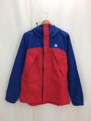 ナイロンジャケット/XL/ナイロン/BLU