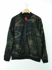 ジャケット/L/--/ブラック/カモフラ/x84l11rb900