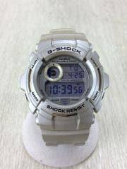 クォーツ腕時計/デジタル/BEG