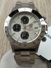 クォーツ腕時計/アナログ/WHT/FK-1184