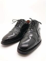 DINITE SOLE/ドレスシューズ/25.5cm/ブラック/牛革/シューズ/靴