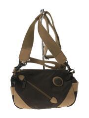 LIMONTA//ショルダーバッグ/ナイロン/BRW/ブラウン/バッグ/鞄