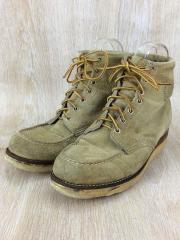 ブーツ/US8.5/BEG