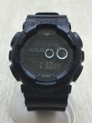 クォーツ腕時計・G-SHOCK/デジタル/BLK/カシオ