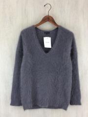 セーター(薄手)/S/--/GRY/セオリー