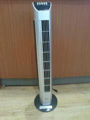 扇風機・サーキュレーター/YSR-J802(SB)/シルバーブラック/風量3段階/付属品有