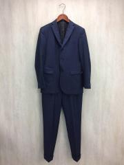 スーツ/36/ウール/NVY
