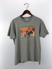 17ss/orgy tee/Tシャツ/M/コットン/GRY
