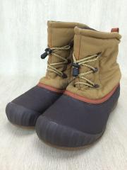 ブーツ/27cm/BEG/YU3605/ヨゴレ有