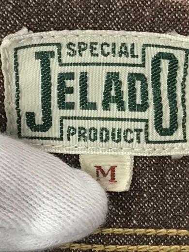 8085d5baa222 JELADO(ジェラード) / 半袖シャツ/M/コットン/ブラウン | セカンド ...