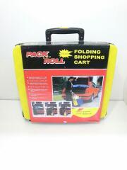 PACK&ROLL YLW/PACK&ROLL/折りたたみ式キャリーカート/キャンプ/アウトドア