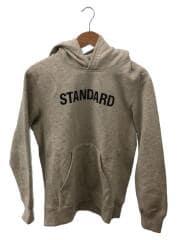 STANDARD HOODIE/L/ポリエステル/GRY
