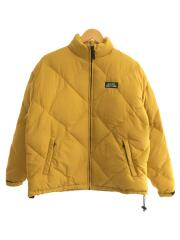 QUILTED DOWN JACKET/ダウンジャケット/1/ナイロン/YLW/05174502
