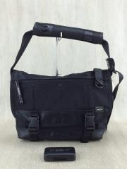 HEAT/MESSENGER BAG(S)/ナイロン/BLK/703-07968/ポーター
