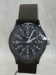 クォーツ腕時計/--/ナイロン/KHK