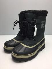 SOREL/ブーツ/25cm/BLK/レザー/CARIBOU/NM1000-014