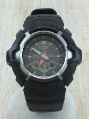 ソーラー腕時計/デジアナ